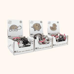 Set da 3 scatole trrtlz luxury